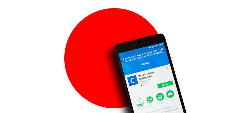 Coinbase announces Japanese expansion