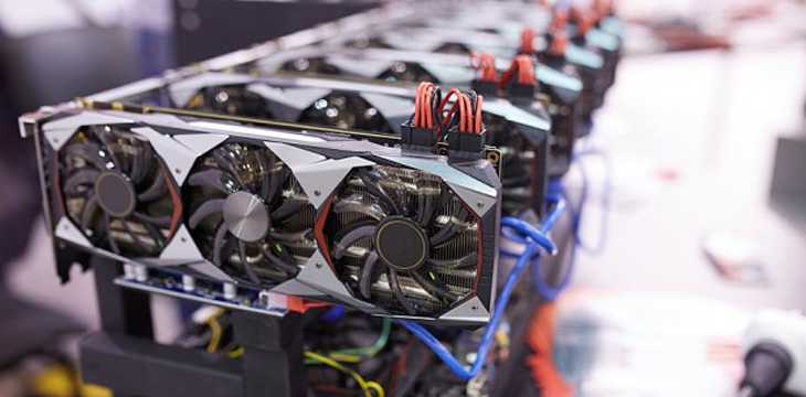 Crypto miners get on wrong side of Russia's law