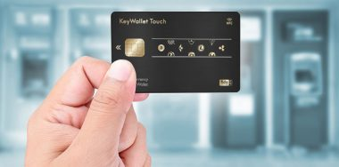 Pocket-sized Keywallet Touch wallet utilizes FIDO U2F, NFC