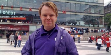 Rick Falkvinge talks future crypto mining payments and their negligible importance today