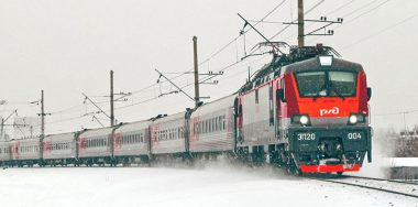 Russia state-owned railway turns to crypto and the blockchain