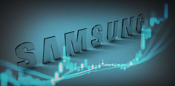 Samsung eyes enhancing finance competition with blockchain