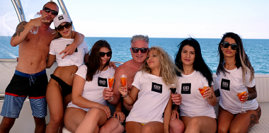 Calvin Ayre's Bucharest bash on Bitcoin