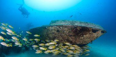 Deep-sea treasure hunting enters blockchain age