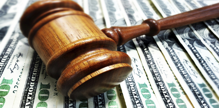 Gambling coin Withcoin hit with $12M class action suit