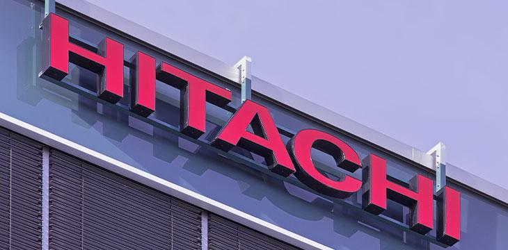 Hitachi introduces blockchain-based fingerprint payments