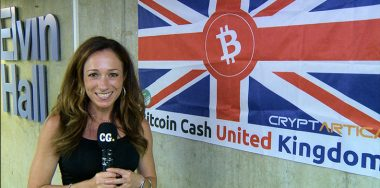 London Bitcoin Cash Speaker Series July 25th recap