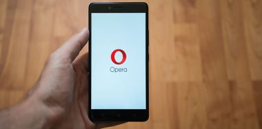 Opera launches web browser with integrated crypto wallet