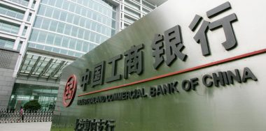One of China's 'Big Four' banks wants to use blockchain for financial operations