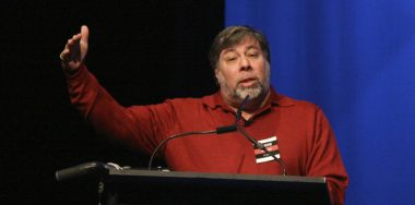 Apple's Steve Wozniak set to enter crypto space for the first time