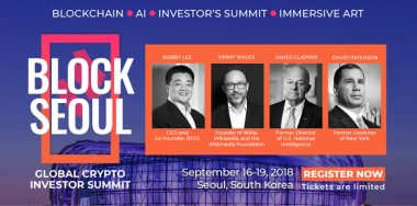 Block Seoul assembles industry leaders to elevate the discussion of Blockchain, AI, Immersive art on how human connect