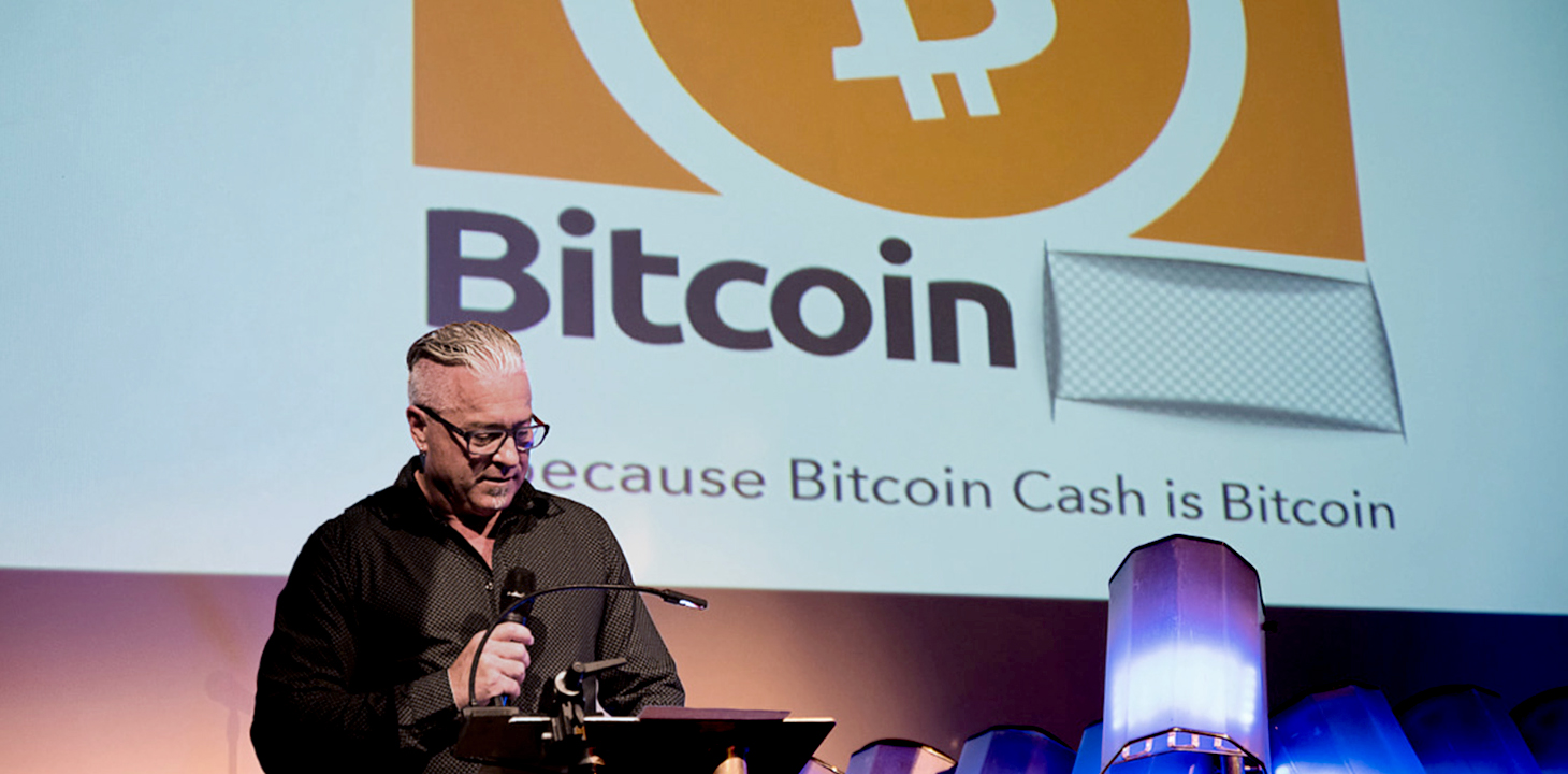 Calvin Ayre speech at Bitcoin Rebirth party