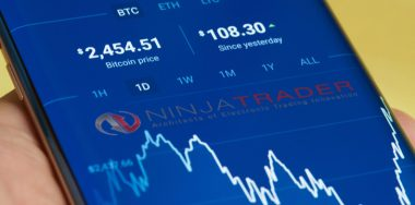 NinjaTrader taps Coinbase for real-time market data