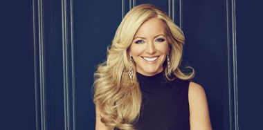 There's a Scottish pebble in crypto's shoe, and her name is Michelle Mone