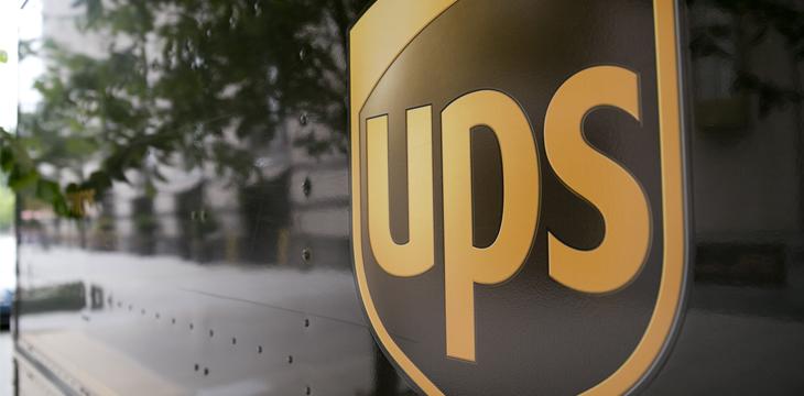 UPS turns to blockchain to streamline logistics