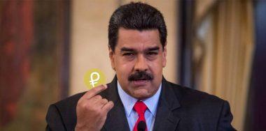 Venezuela's Nicolas Maduro insists banks must accept Petro coin