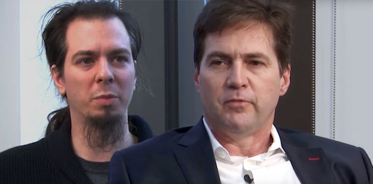 Dr. Craig Wright, Amaury Séchet to participate in separate Q&As