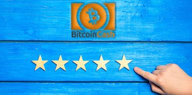 EF Hutton implements crypto rankings, gives Bitcoin BCH 5 stars