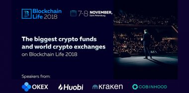 Kraken, Okex, Huobi and major Asian crypto funds go to Blockchain Life 2018