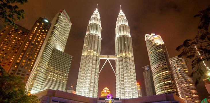 Malaysia wants to put major industries on blockchain