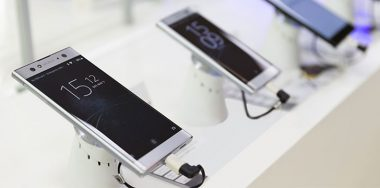 New crypto smartphone unveiled, a variant of the Sony Xperia