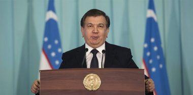 Uzbekistan president signs decree legalizing crypto trading