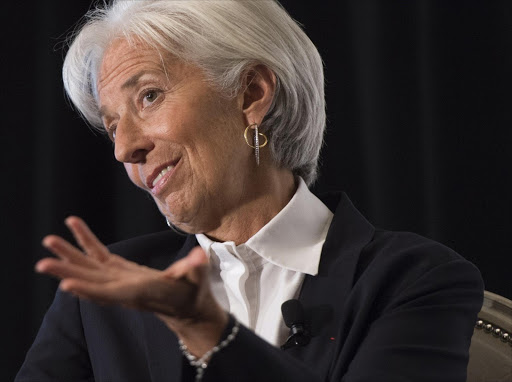 We're from the International Monetary Fund, and we're here to help