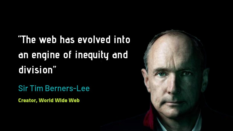 Toward a new and better World Wide Web?
