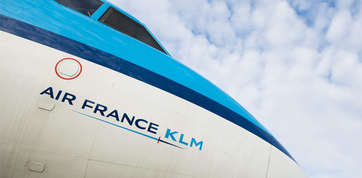 Air France-KLM turns to blockchain for help cutting customer costs
