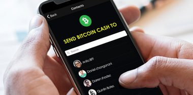 Centbee wallet sends Bitcoin BCH to phone contacts 'in just a few taps'