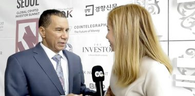 David Paterson: Blockchain to benefit from oversight