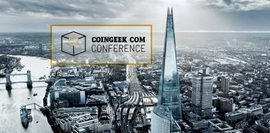 Exclusive sponsor slots still available for CoinGeek Week
