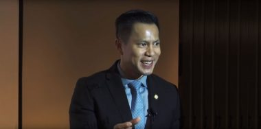 Jimmy Nguyen of nChain is busy working his magic to promote Bitcoin BCH