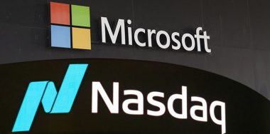 Microsoft joins Nasdaq in blockchain project for 'digital ledger interoperability'