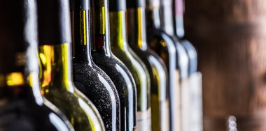 Overstock invests in blockchain-based wine trade