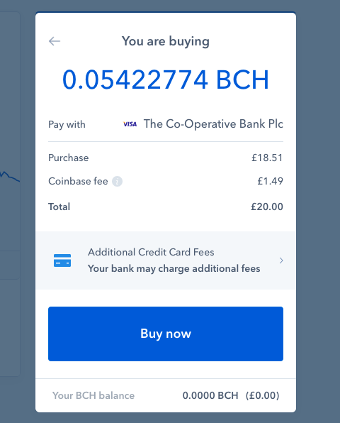 My second step in BCH: playing with real money