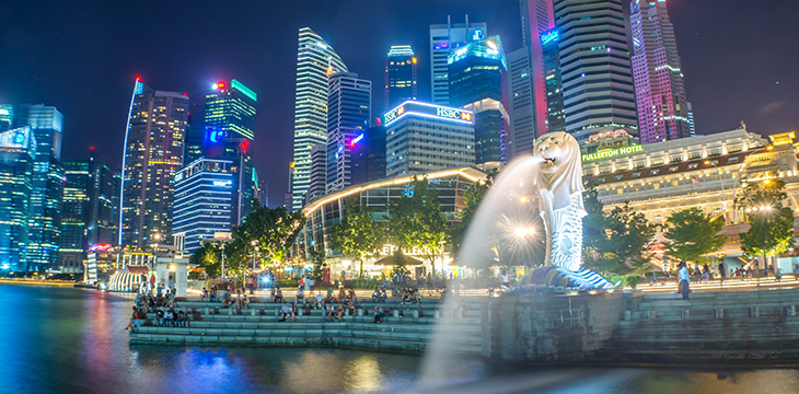 Singapore gov't-owned venture firm makes 'strategic investment' in Binance