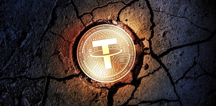 Tether bank 'desperate for cash': report