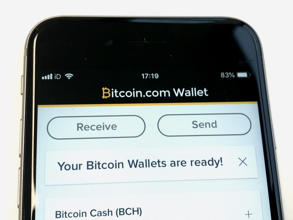 My third step in BCH: moving crypto to a wallet
