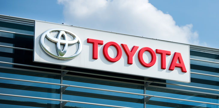 Toyota sees drop in ad fraud with blockchain-powered campaign