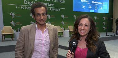 Xona Partners' Riad Hartani: First blockchain applications are in Africa