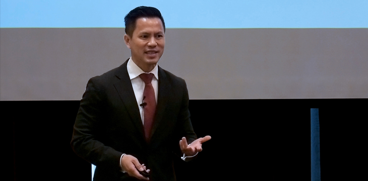 Jimmy Nguyen tells BCH miners: It's time for Bitcoin to grow up and professionalize