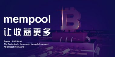 Mempool mining pool launches offering treasury and miner's choice payouts