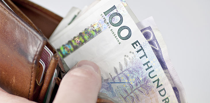 The Swedes are giving up on cash, moving to crypto