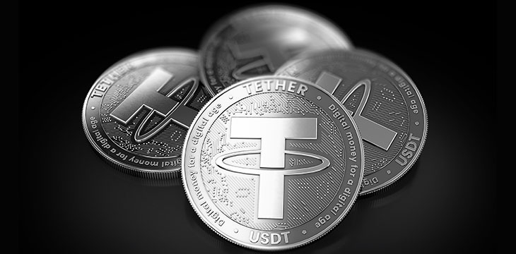 Tether's new banking partner already in hot water