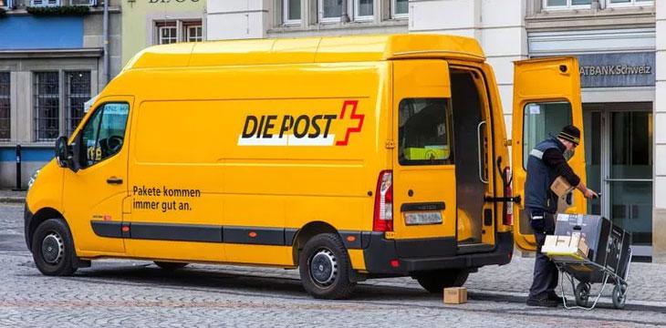Swiss Post, telecoms provider launch blockchain infrastructure