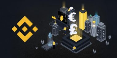Binance launched a new fiat to crypto platform in Jersey