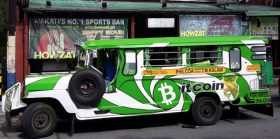 Bitcoin Jeepney rings in New Year by taking Bitcoin SV for a spin in Manila