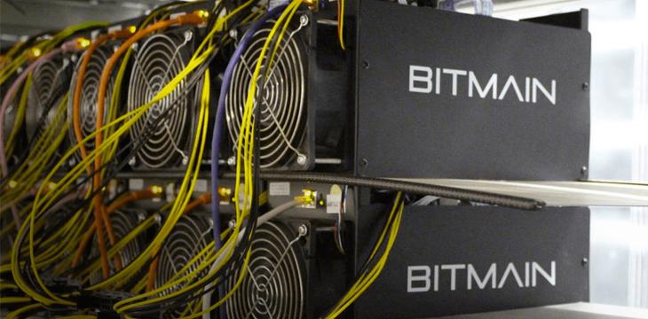 Bitmain shuts down Texas mining operations