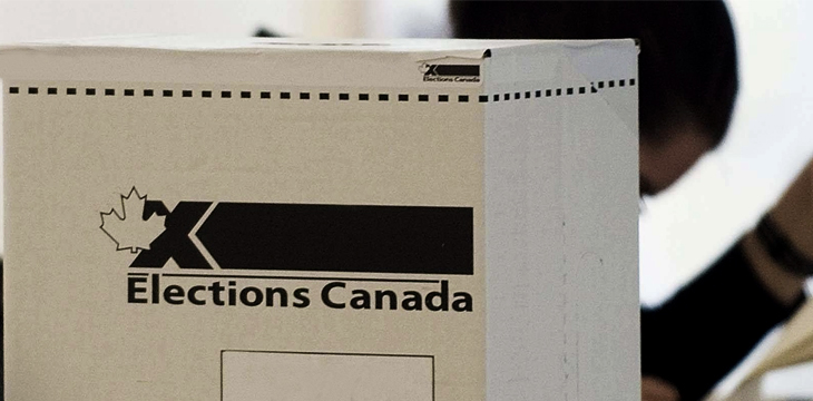Elections Canada doesn't think cryptocurrency is money